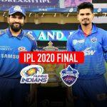 Dream11 IPL 2020: MI vs DC - Final Preview