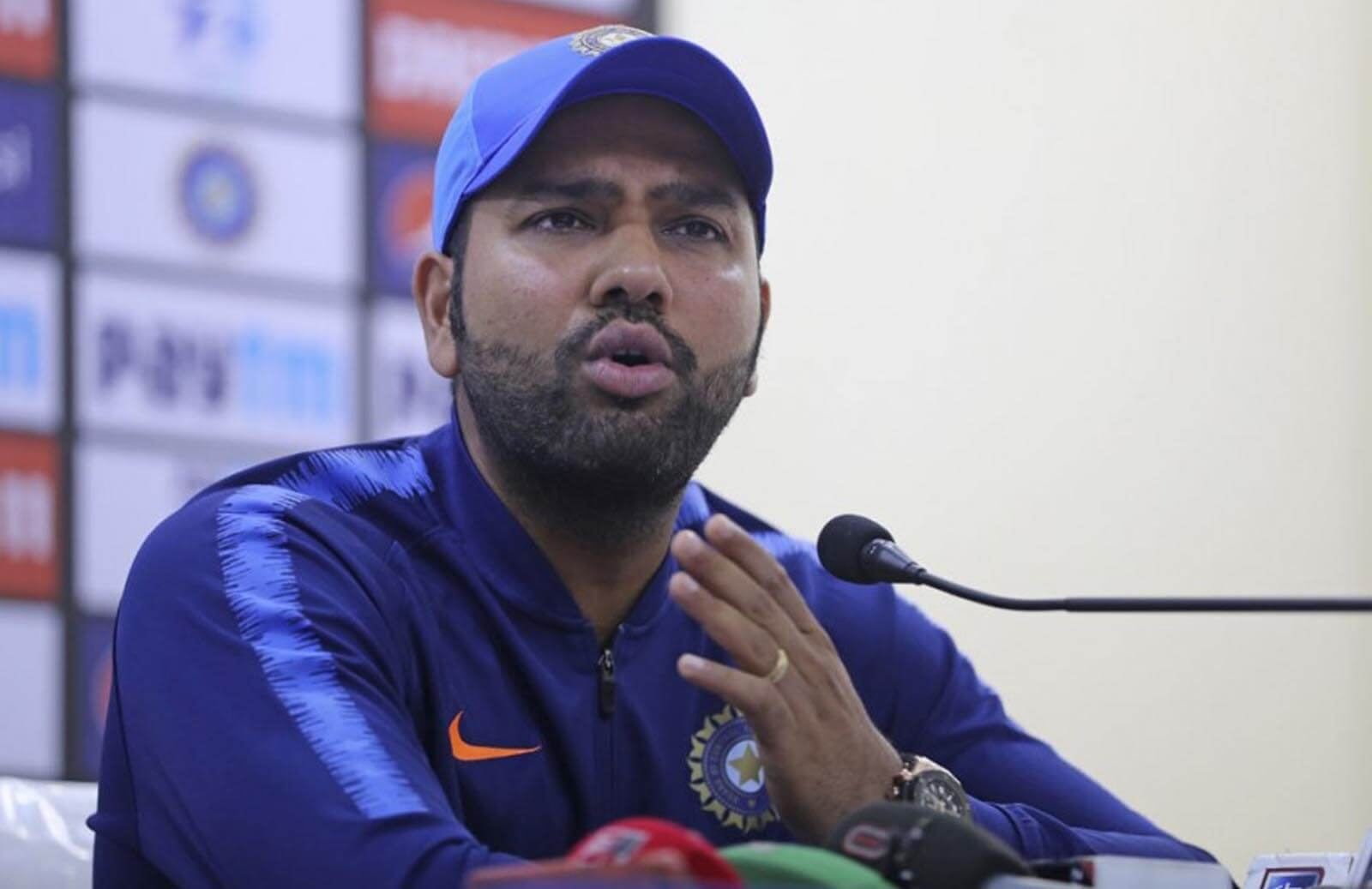 India vs Australia- BCCI Is Not Happy With Rohit Sharma's Decision