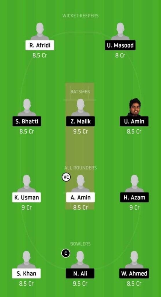 KHP vs NOR Dream11 Team Prediction _ Match 15 _ Quaid-e-Azam Trophy _ 26th Nov 2020 grand league