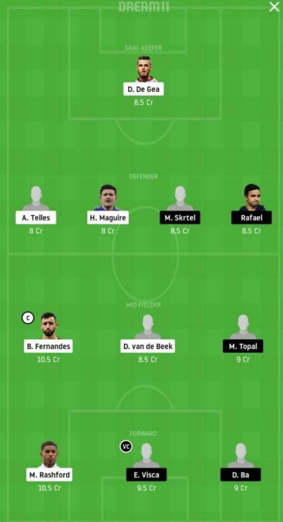 MUN vs IBKS Dream11 Match Prediction   Football Fantasy   Champions League   24 Nov 2020 - grand league