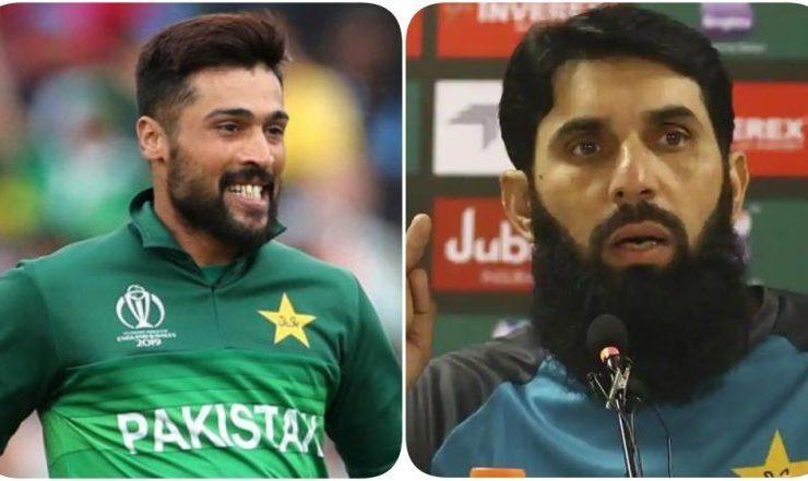 'Misbah Saab Hi Bata Sakte,'- Mohammad Amir Takes A Dig At Pakistan Selector