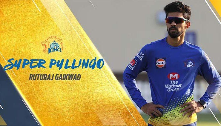 N Srinivasan Happy With New Batting Sensation Ruturaj Gaikwad