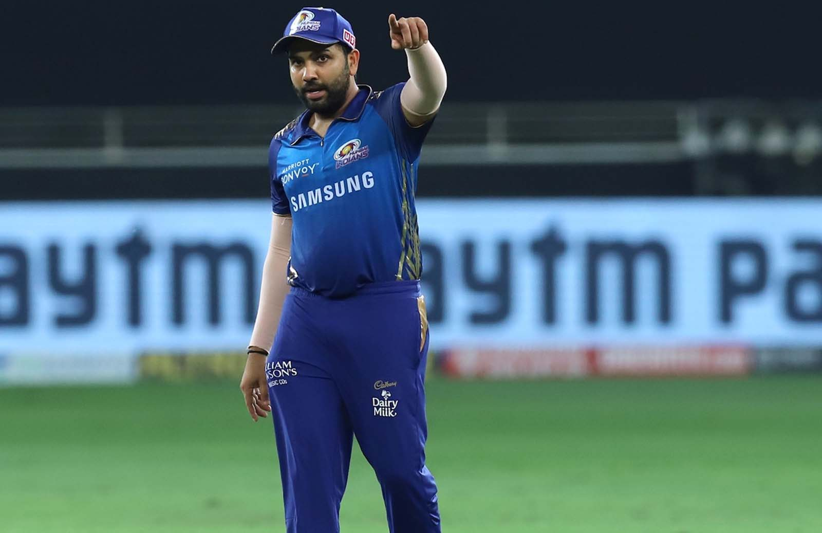 Rohit Sharma Is A Mixture Of MS Dhoni And Sourav Ganguly- Irfan Pathan