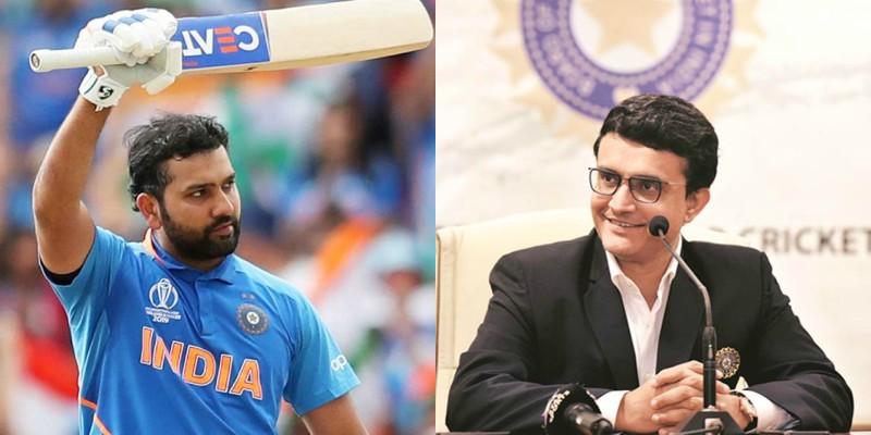 Rohit Sharma Is Still Just 70 Percent Fit- Sourav Ganguly