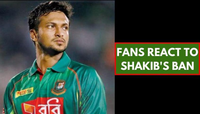 Shakib Al Hasan Attracts Yet Another Controversy, Publicly Apologises To Fans