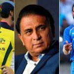 Sunil Gavaskar Gives A Fitting Reply To Steve Smith