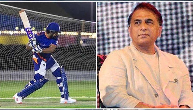 Sunil Gavaskar Is Happy With Rohit Sharma's Fitness