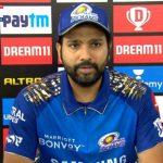 rohit sharma ahead of IPL final