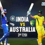 AUS vs IND toss update