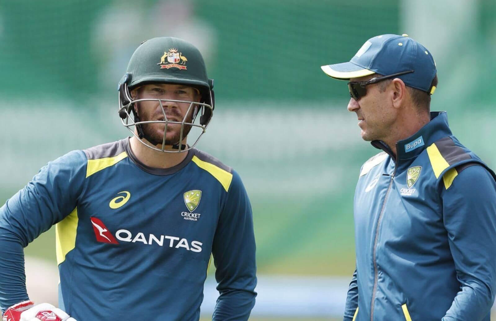 Australia Suffers Big Blow, Justin Langer Confirms David Warner Remains Doubtful For 1st Test