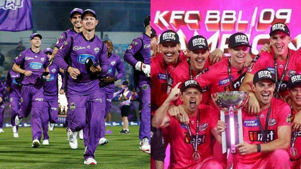 BBL 2020-21-Hobart Hurricanes Opener D'Arcy Short Dismissed On First Ball Off Ben Dwarshuis