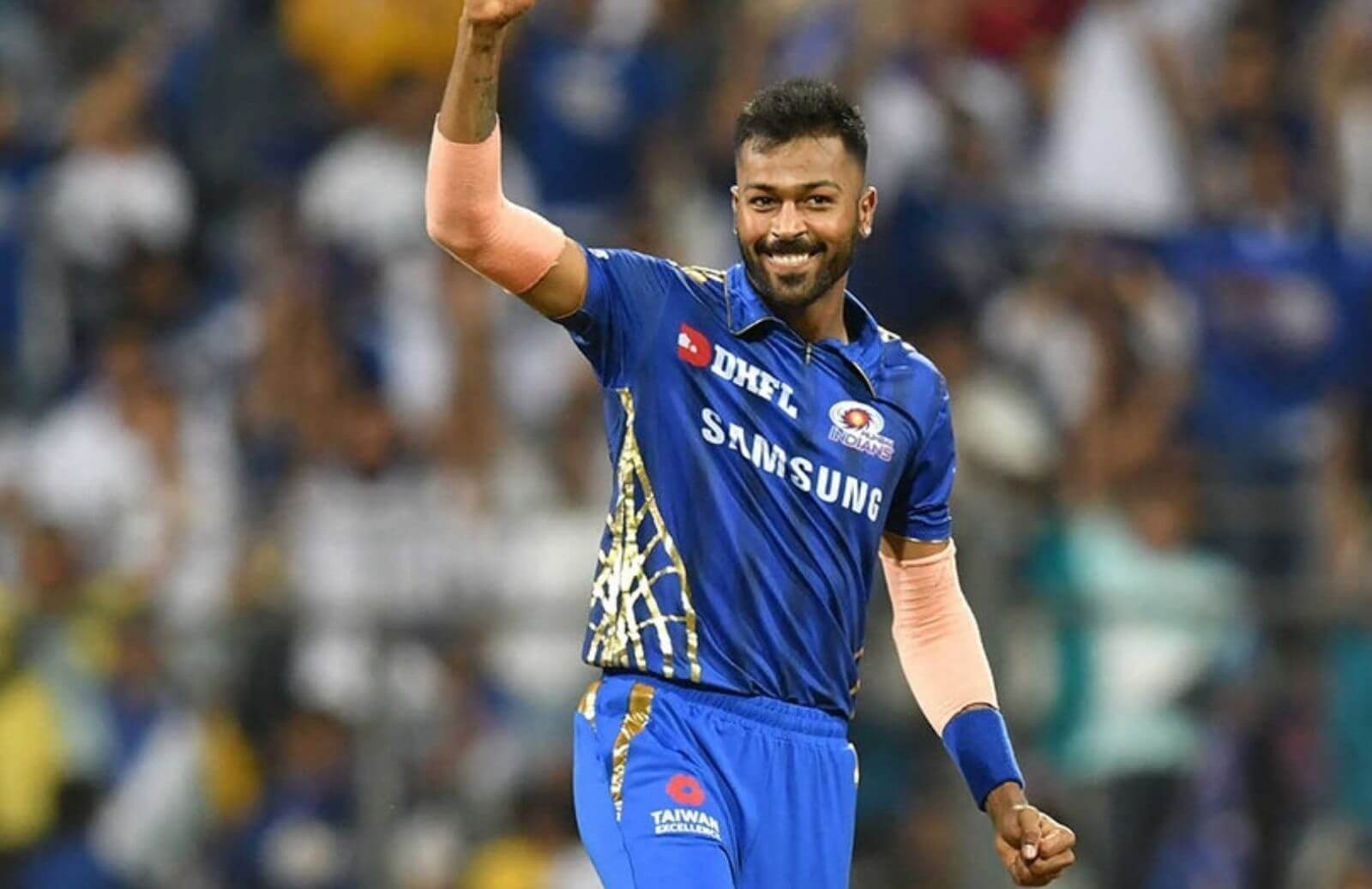 Hardik Pandya Is One Of The Cleanest Hitters