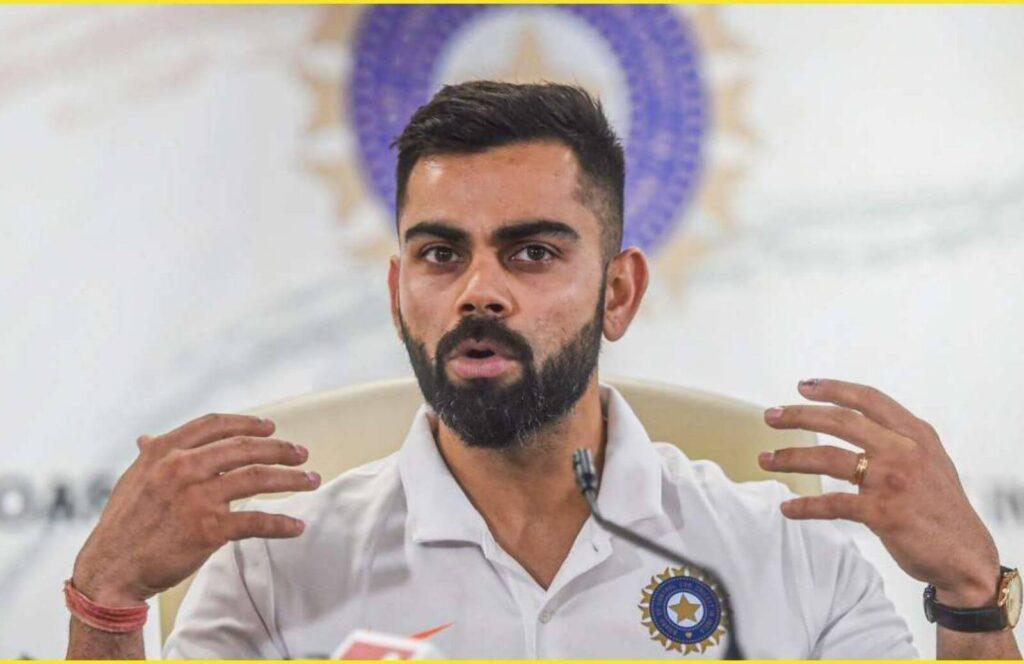 I Am The Representation Of New India_ Indian Skipper Virat Kohli