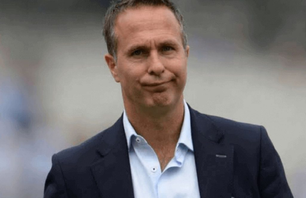 'It's A Little Bit Old School,'- Michael Vaughan Calls For India To Go A 'Little Bit Harder' Against Australia