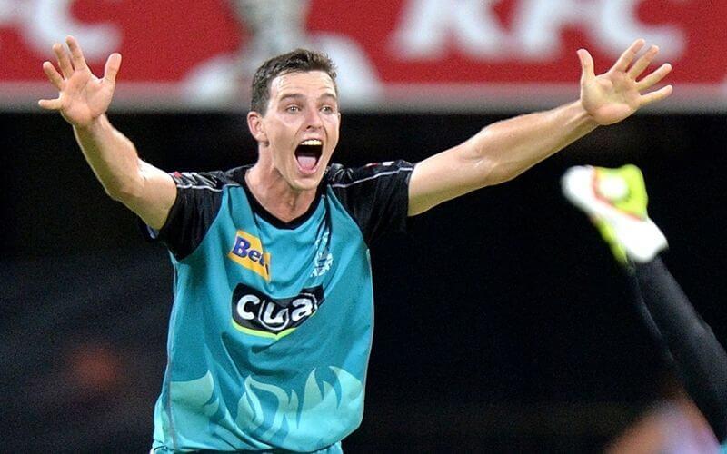 Lynnsanity Lights Manuka Oval, Jack Wildermuth Cameo Helps Brisbane Heat To Reach 178 Runs vs Sydney Thunder