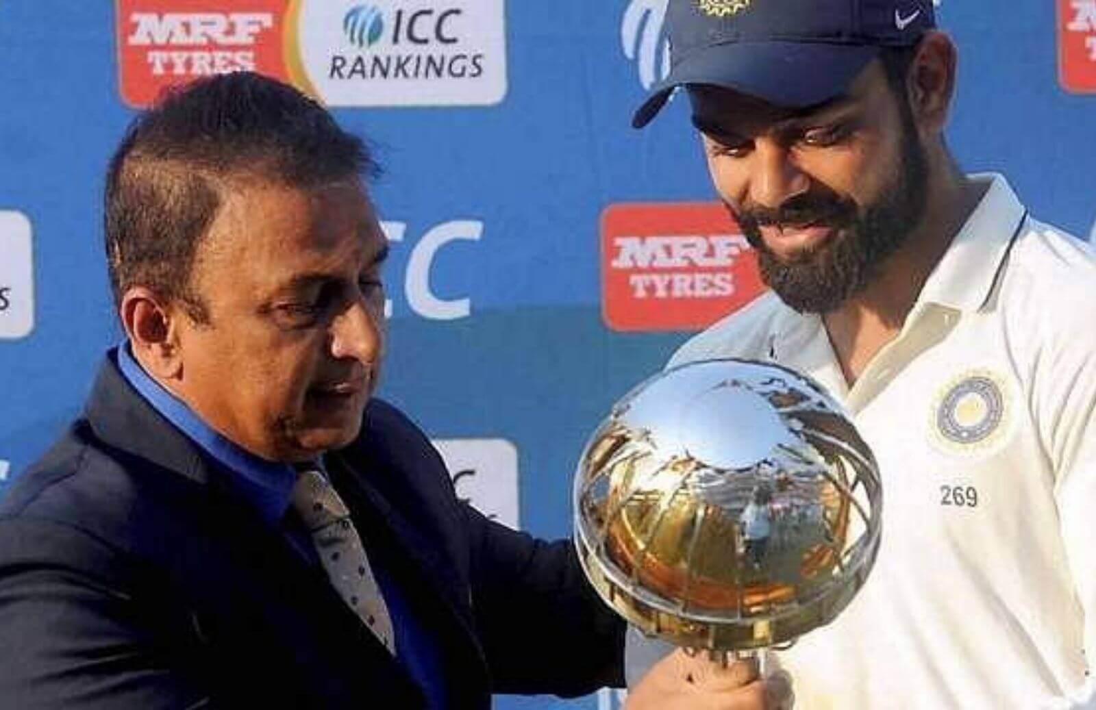 Sunil Gavaskar Picks His Preferred Opening Pair For India Against Australia In The First T20I