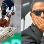 Prithvi Shaw should be dropped- Sunil Gavaskar