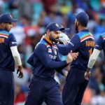 Washington Sundar Strikes For Team India, Aaron Finch Departs For Duck In 3rd T20I