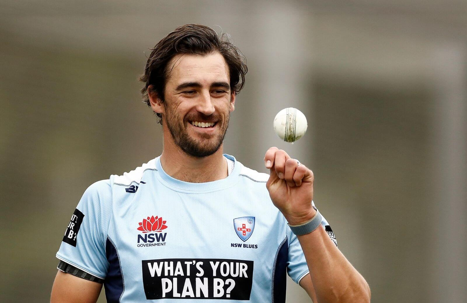 Watch: Mitchell Starc Strikes For Australia On World-Class Delivery, Prithvi Shaw Departs For Duck