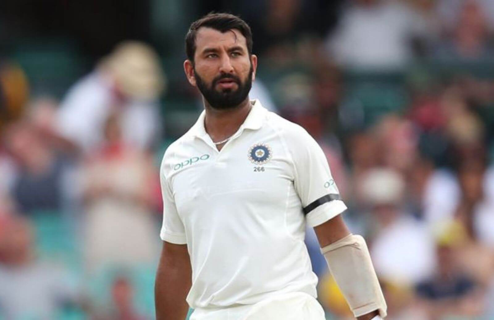 Watch_ Stubborn Cheteshwar Pujara Departs, Nathan Lyon Bowls Peach Of A Delivery To Dismiss Indian Batsman