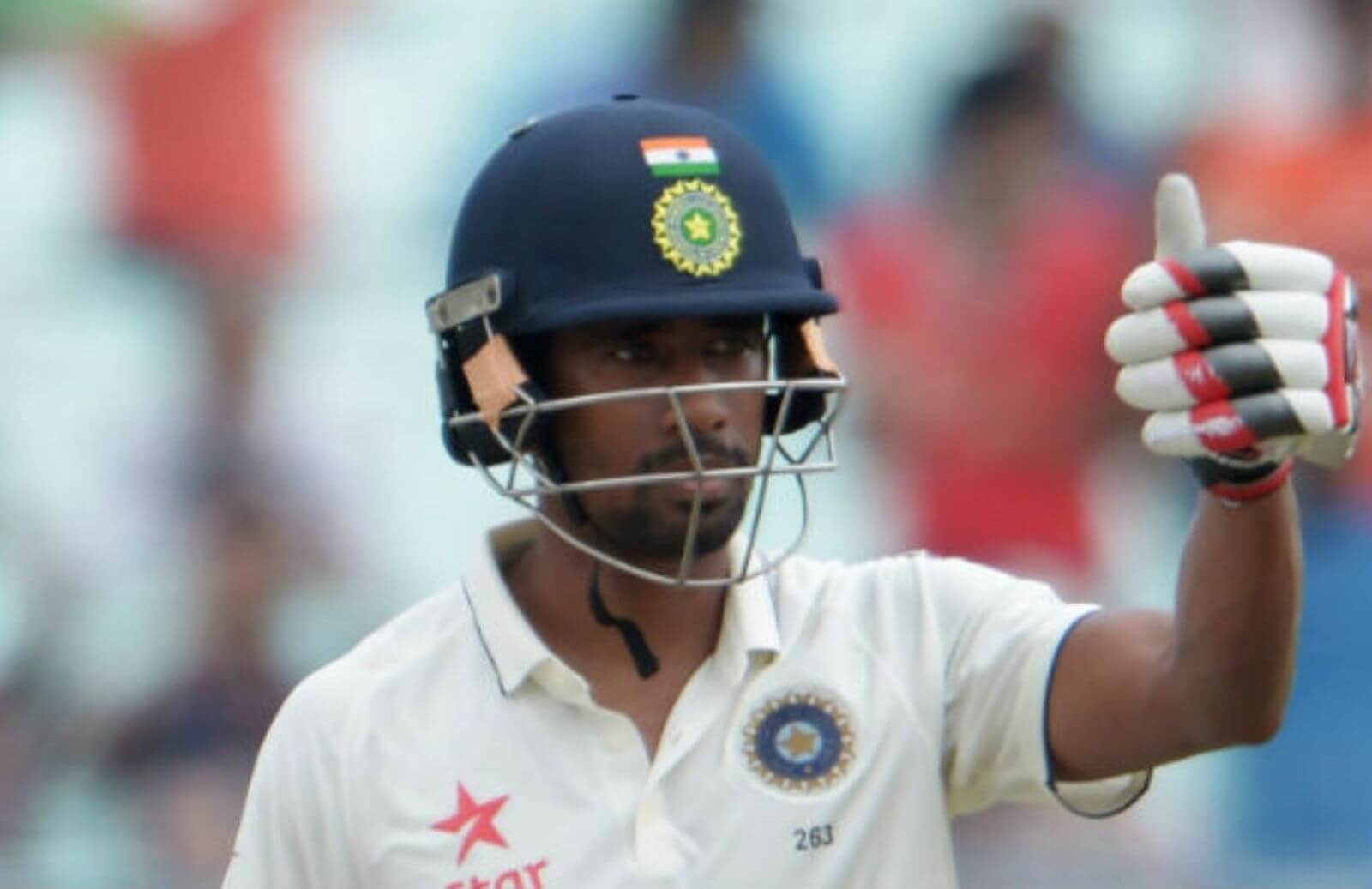 Wriddhiman Saha Scores Gritty Fifty Against Australia A In 1st Practice Match