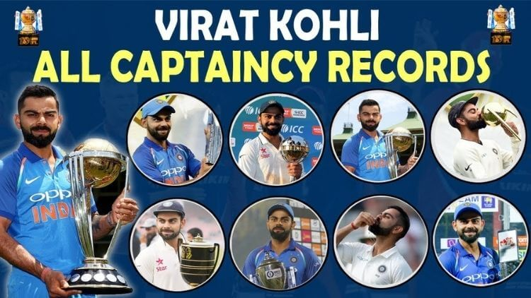5 amazing records of Virat Kohli as a skipper in T20Is