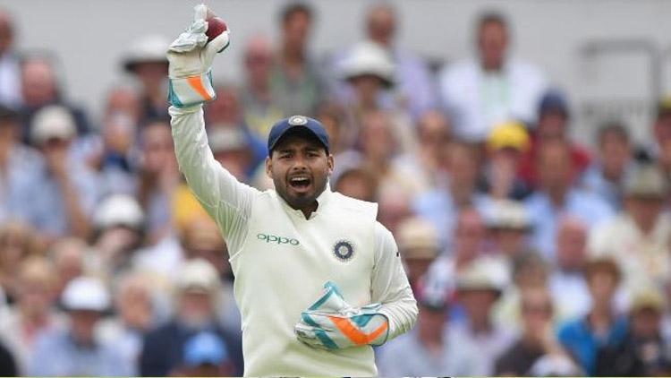 Rishabh Pant (Left-Handed Batsman)
