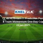 CC vs HL Dream11