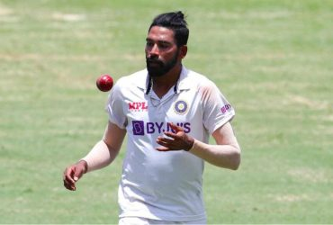Call To Mom Made Me Mentally Strong- Mohammed Siraj Reveals Reason Behind His Magical Performance