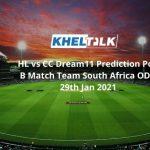 HL vs CC Dream11 Team Prediction