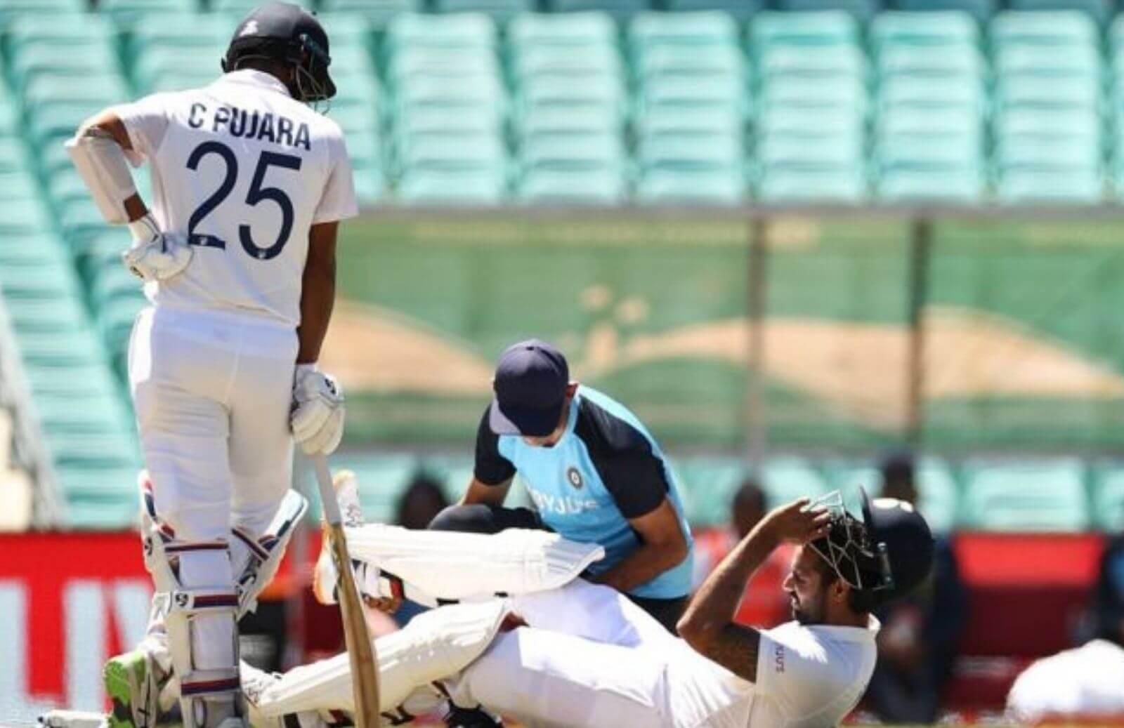 IND vs AUS 2021: List Of India Cricketers Injured During Border-Gavaskar Trophy 2020-21