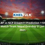 LBP vs NCP