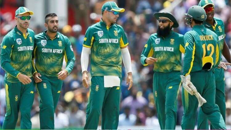 South Africa Tour Of India