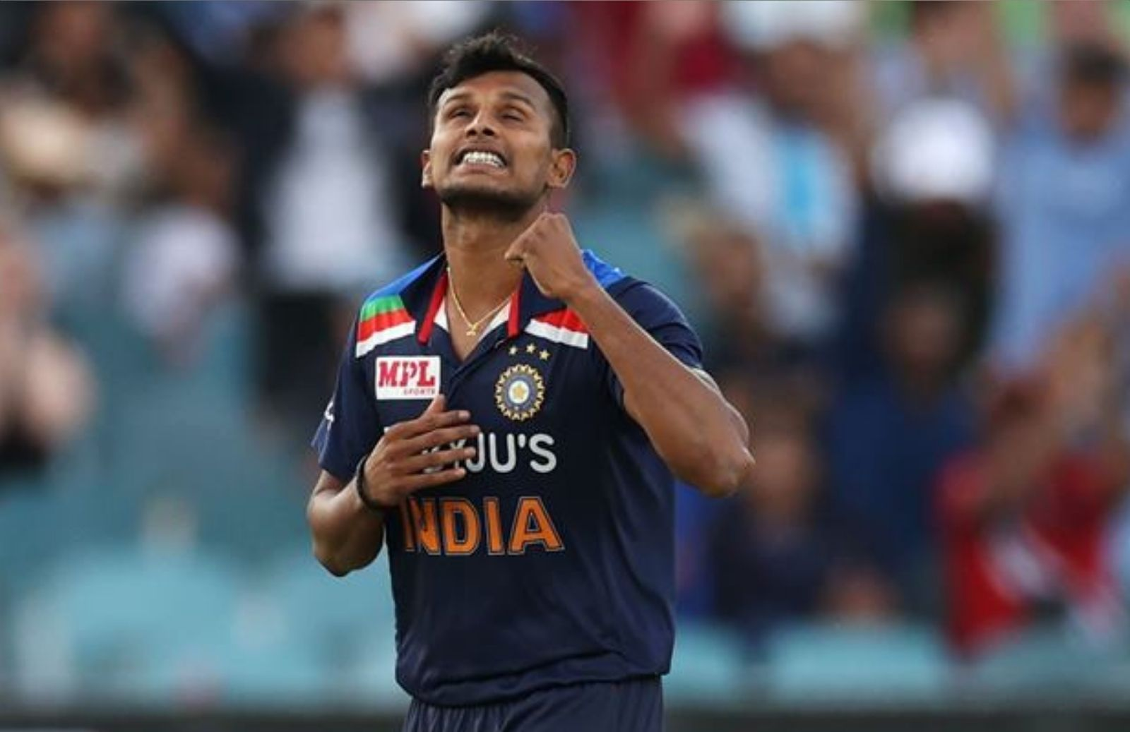 T Natarajan Hints On Making His Test Debut In Sydney, Shares A 'Proud Moment' Post On Social Media