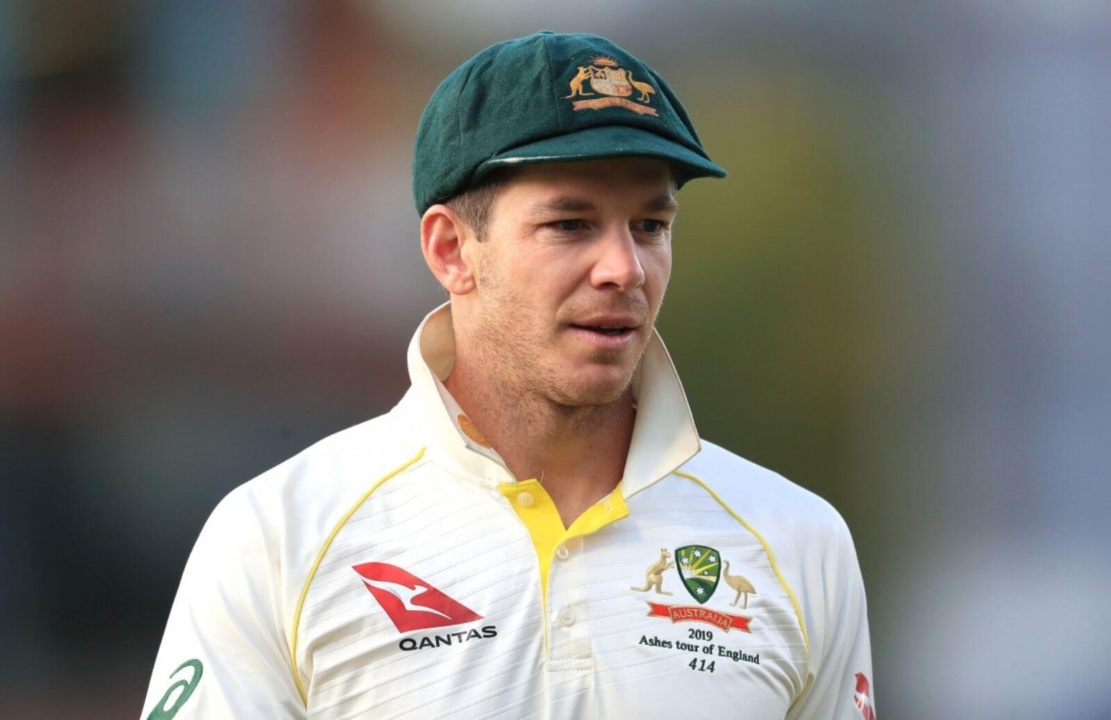 Tim Paine Breaks His Silence At Sunil Gavaskar's 'His Days As Captain Are Numbered' Remarks.