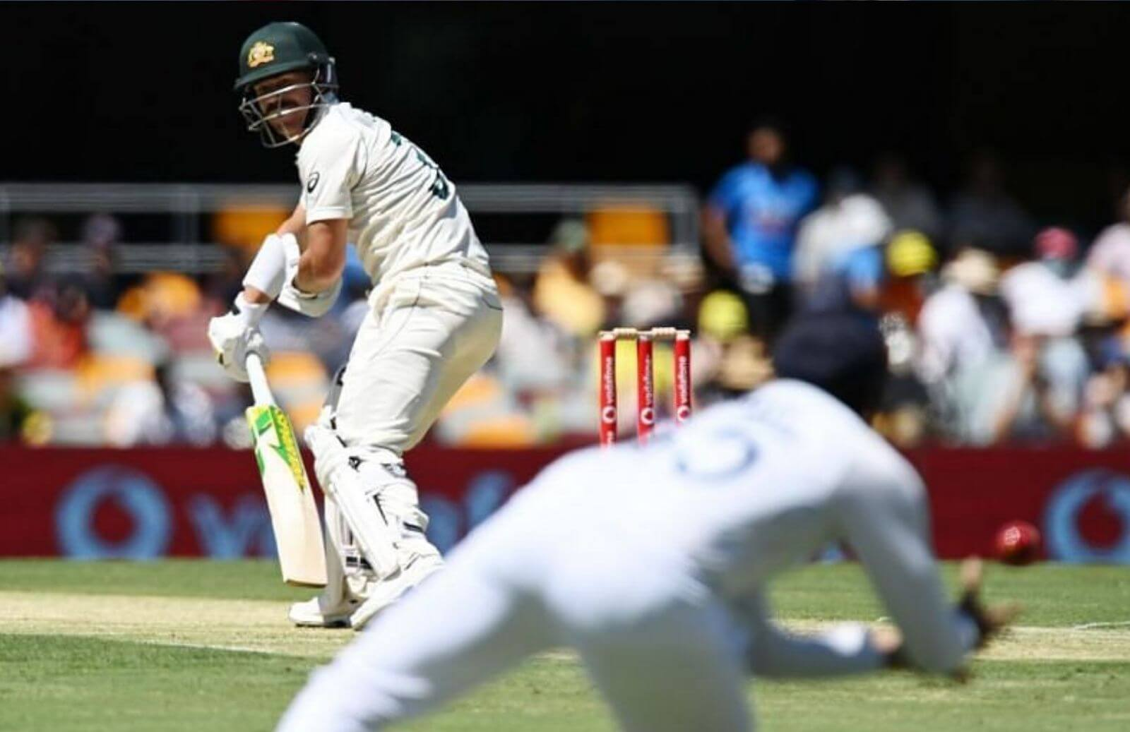 WATCH_ Rohit Sharma's Brilliant Piece Of Fielding Sends David Warner Back To Pavilion, Mohammed Siraj Strikes For India