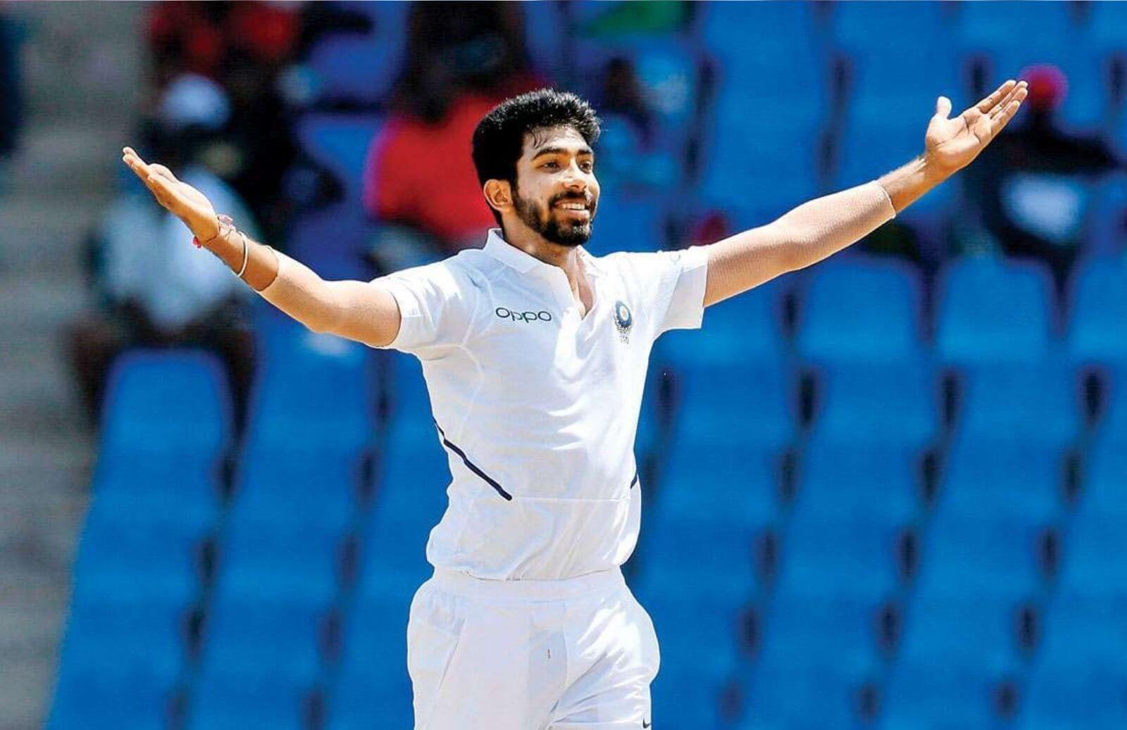 Watch_ Jasprit Bumrah Hilariously Imitates Steve Smith On His Follow-Through During 3rd Test