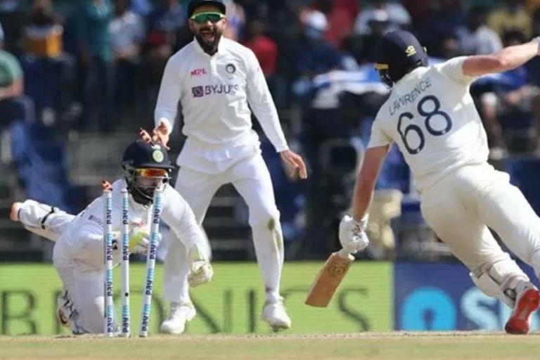 Ravi Ashwin Rishabh Pant