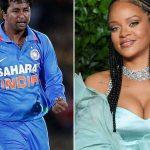 Pragyan Ojha-Rihanna
