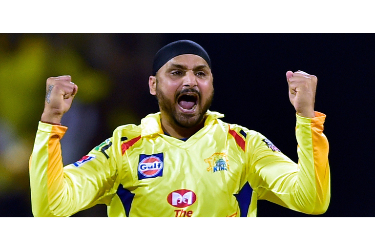 Harbhajan Singh CSK