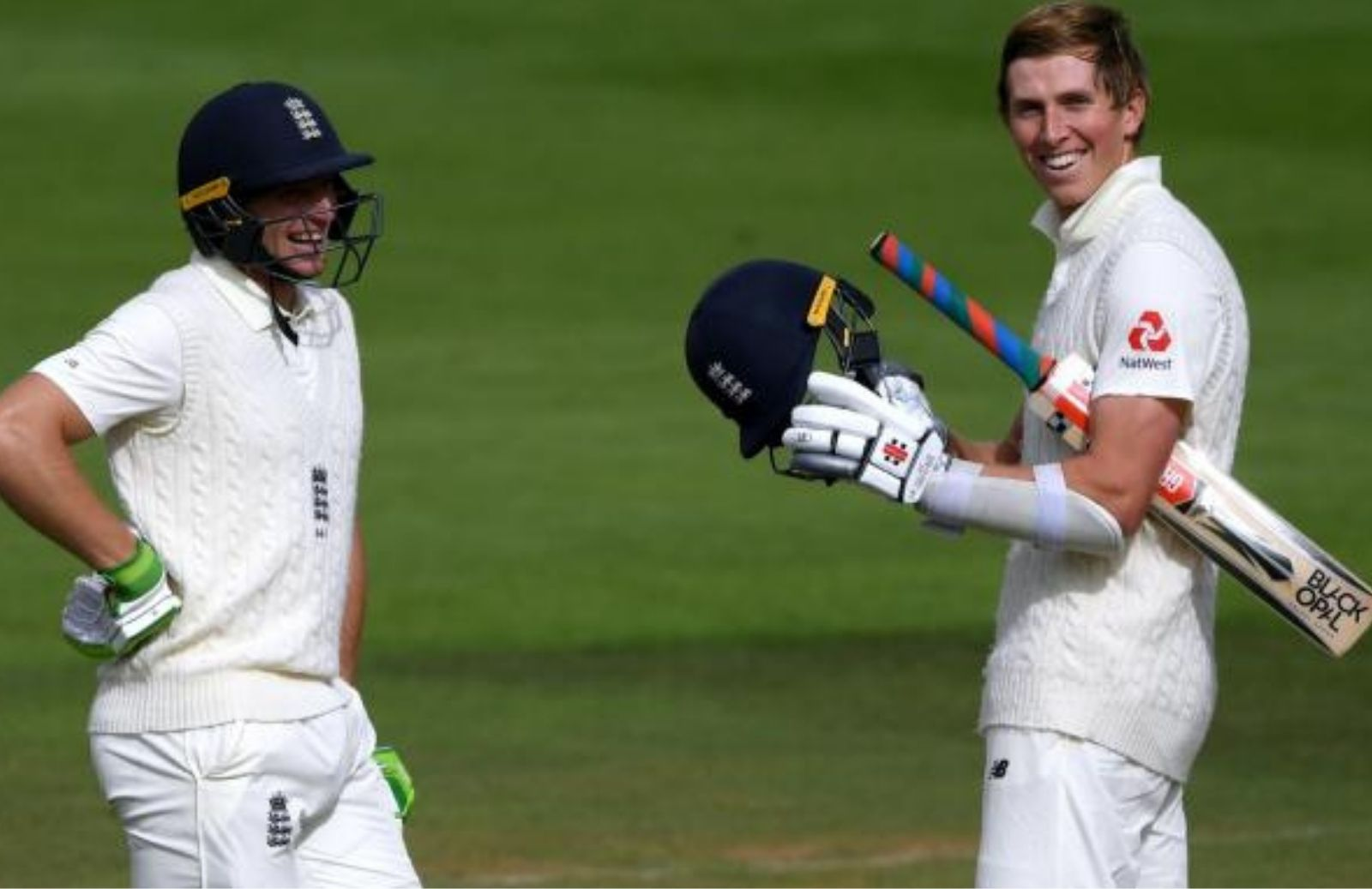 Zak Crawley England Batsman