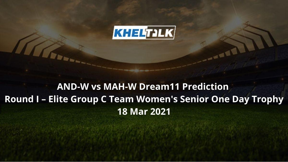 AND-W vs MAH-W Dream11 Prediction