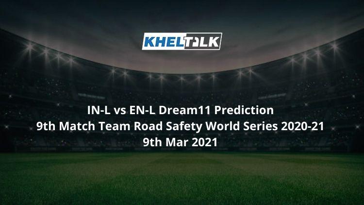 IN-L vs EN-L Dream11