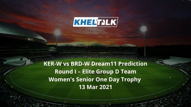 KER-W-vs-BRD-W-Dream11-Prediction