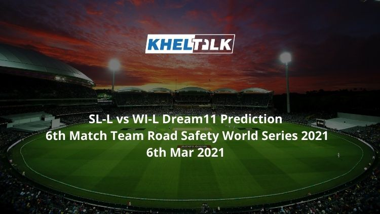 SL-L vs WI-L Dream11