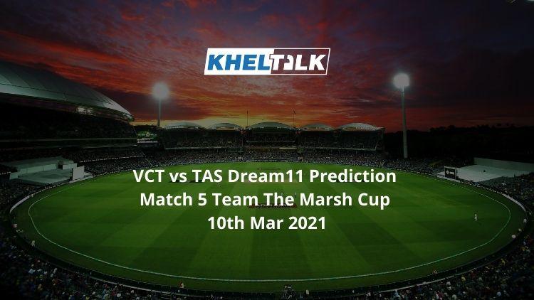 VCT vs TAS Dream11