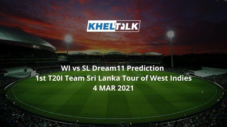 WI vs SL Dream11
