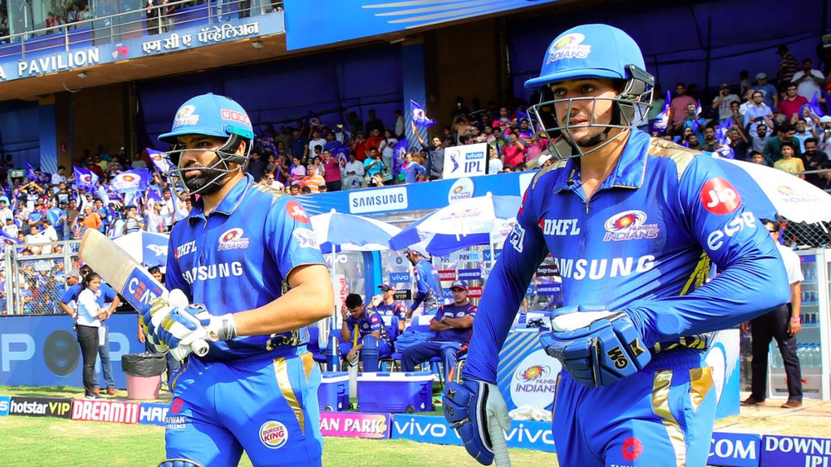 Aakash Chopra On Mumbai Indians Opening Pair