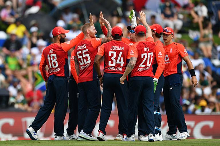 England 1st T20I