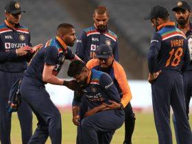Shreyas Injury